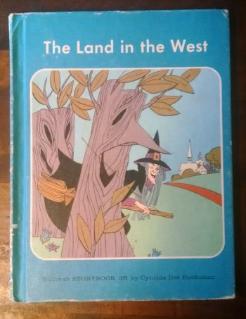 The Land in the West Sullivan Associates Reader Storybook 3B