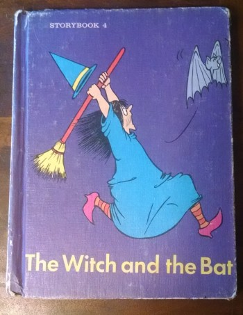 The Witch and the Bat Sullivan Associates Reader Storybook 4