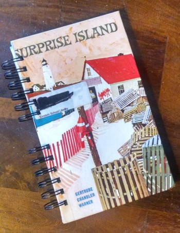 Surprise Island Book Journal