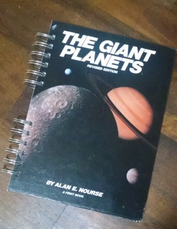 The Giant Planets Book Journal