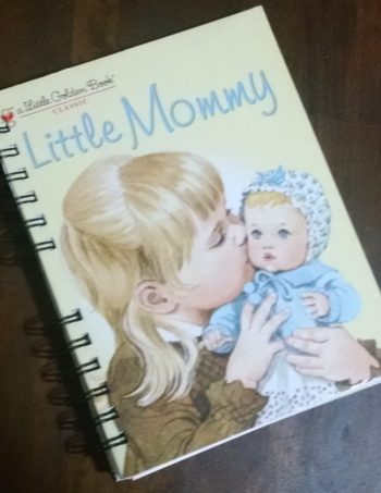 Little Mommy Book Journal
