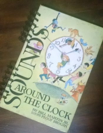 Sounds Around the Clock Book Journal