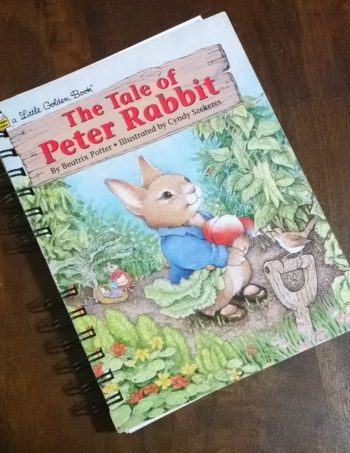 The Tale of Peter Rabbit Book Journal