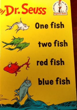 Russian for everyone recycled book journal paper for One fish two fish red fish blue fish
