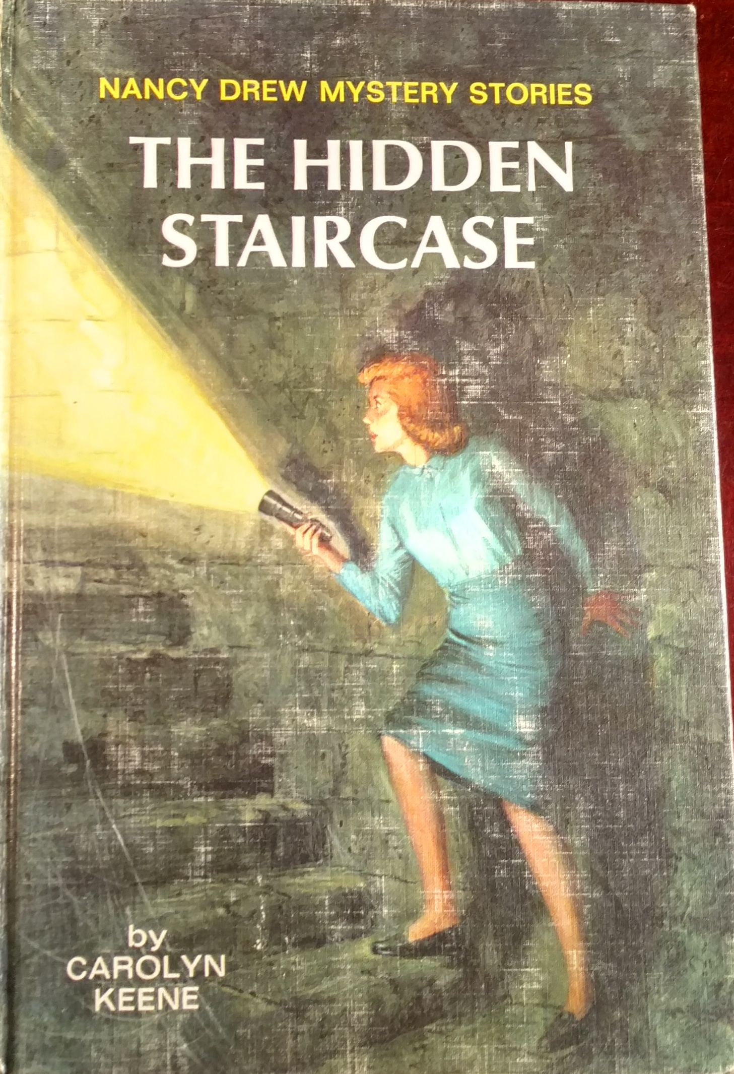 Resultado de imagem para Nancy Drew and the Hidden Staircase