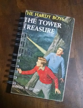 The Tower Treasure Book Journal