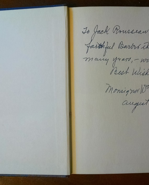 Catholic Highlights of Europe by William Schaefers 1956, Signed by Author