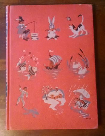 Childcraft 1 Poems of Early Childhood 1945