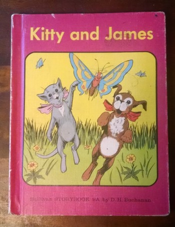 Kitty and James Sullivan Associates Reader Storybook 9A