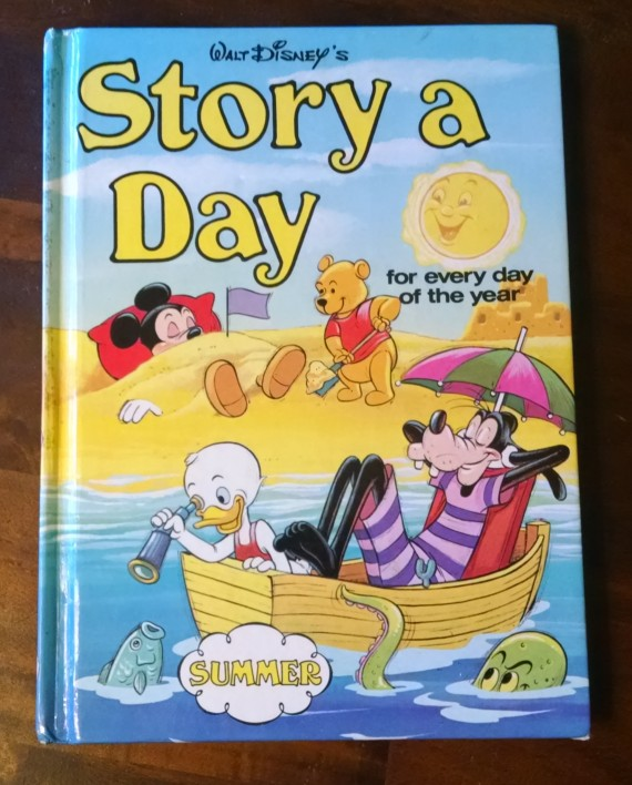 Story a Day - Summer