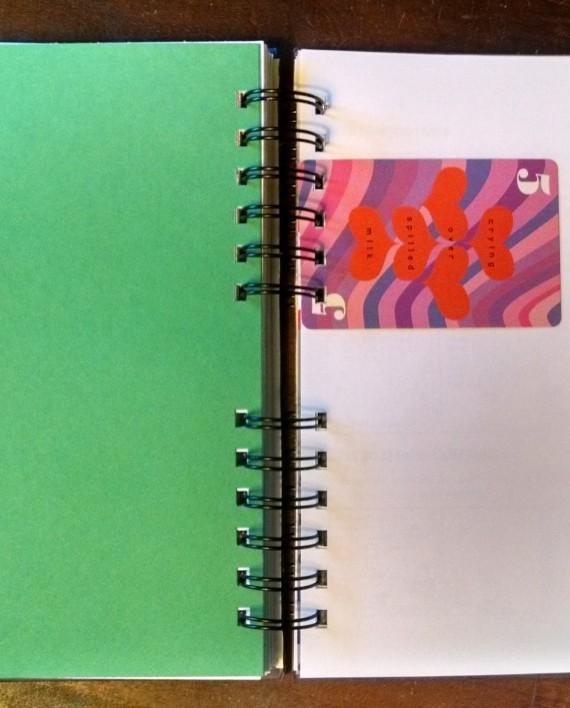 The Dilbert Principle, Book Journal, Interior 2