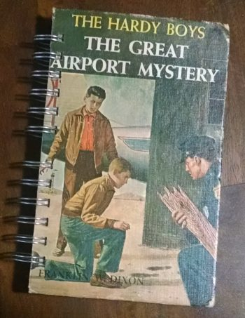 The Great Airport Mystery Book Journal