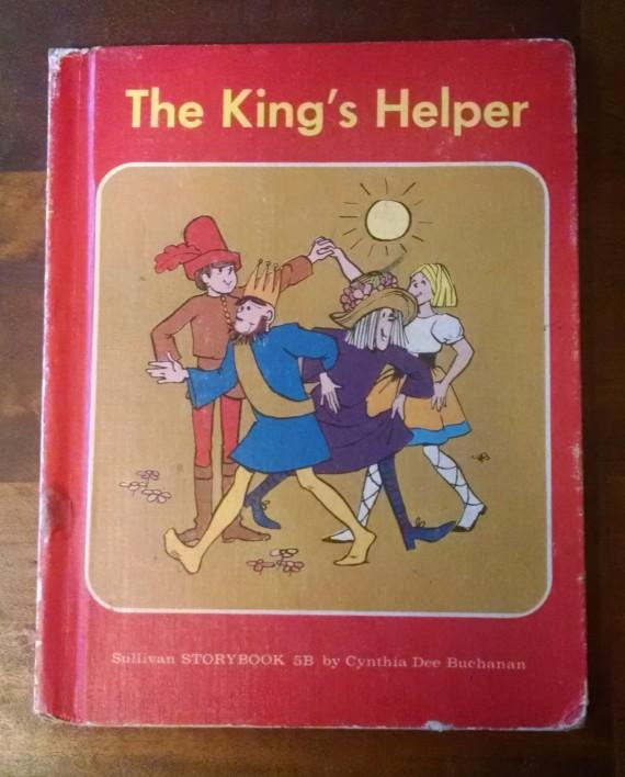 The King's Helper Sullivan Associates Reader Storybook 5B