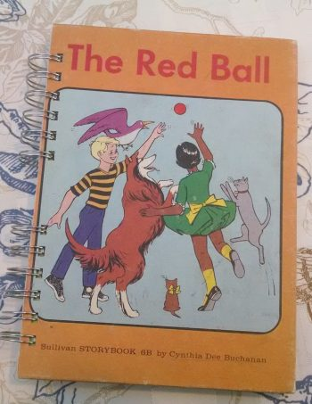 The Red Ball Book Journal