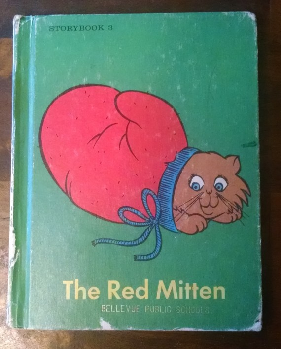 The Red Mitten Sullivan Associates Reader Storybook 3