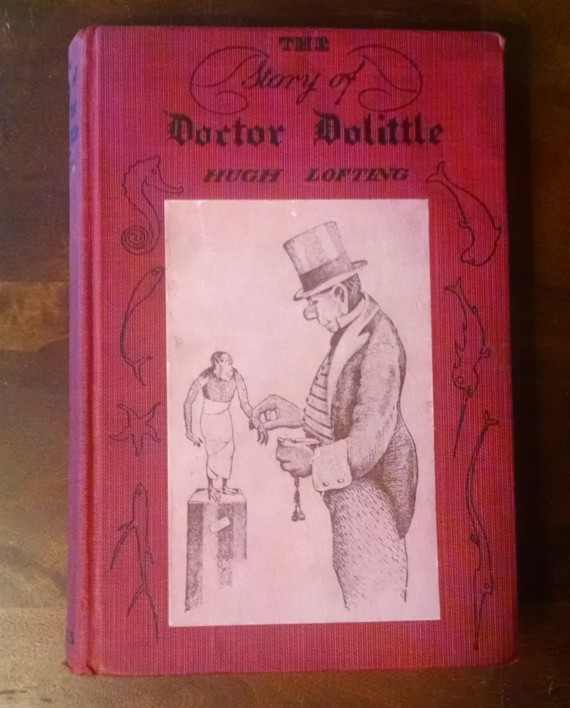 The Story of Doctor Dolittle by Hugh Lofting 1925