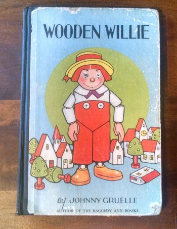 Wooden Willie by Johnny Gruelle