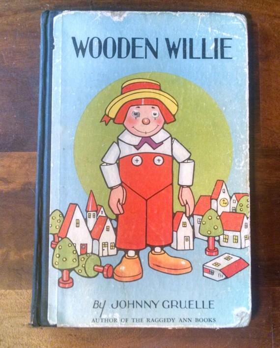 Wooden Willie by Johnny Gruelle
