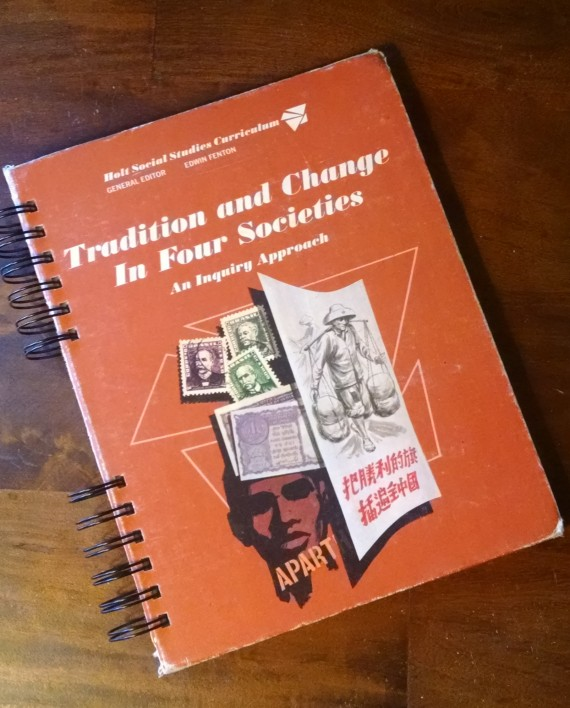 Tradition and Change in Four Societies Textbook Journal