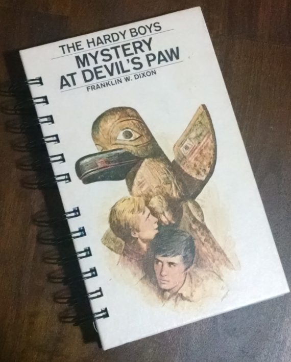 Mystery at Devil's Paw Book Journal