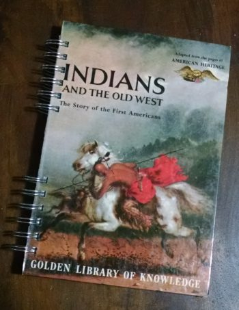 Indians and the Old West Book Journal