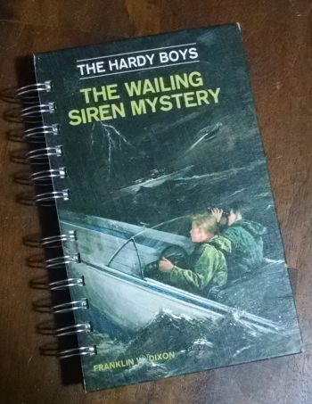 The Wailing Siren Mystery Book Journal
