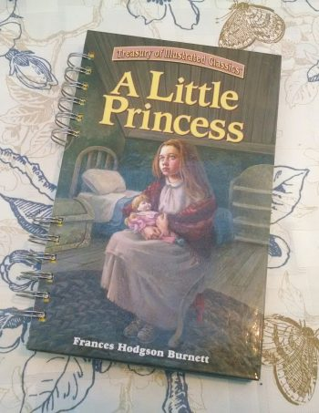 A Little Princess Book Journal