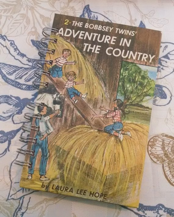 Adventure in the Country Book Journal