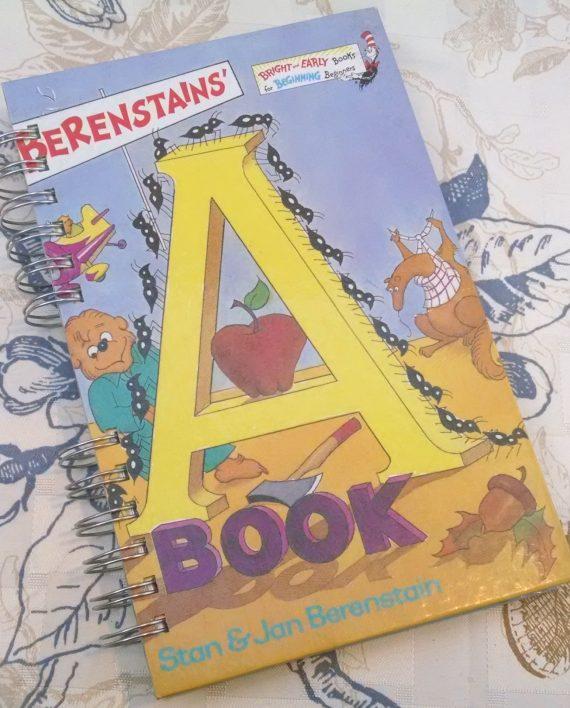Berenstains' A Book Journal