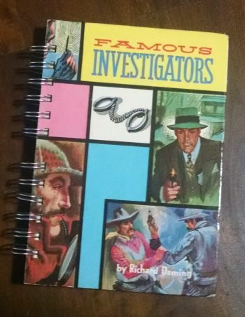 Famous Investigators Book Journal