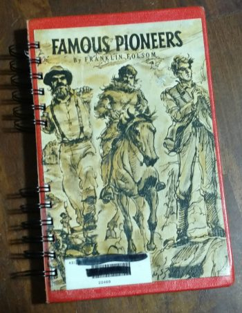 Famous Pioneers Book Journal