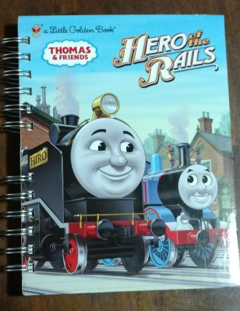 Hero of the Rails Book Journal