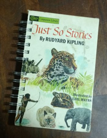 Just So Stories Book Journal