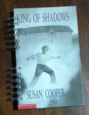 King of Shadows Book Journal