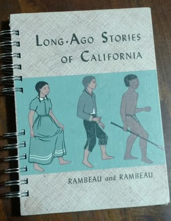 Long Ago Stories of California Book Journal