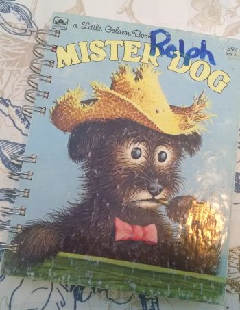 Mister Dog Book Journal