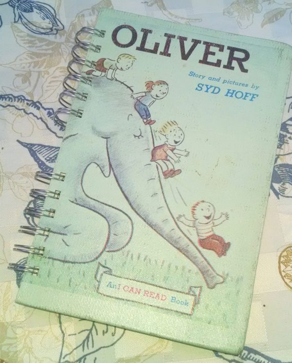 Oliver Book Journal