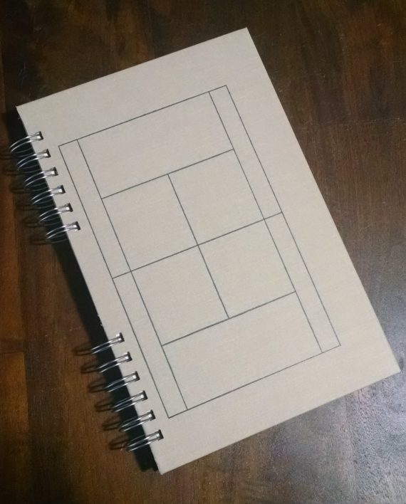 Tennis Book Journal