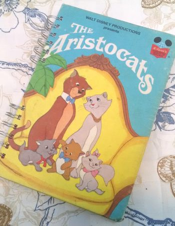 The Aristocats Book Journal