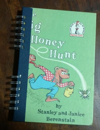 The Big Honey Hunt Book Journal