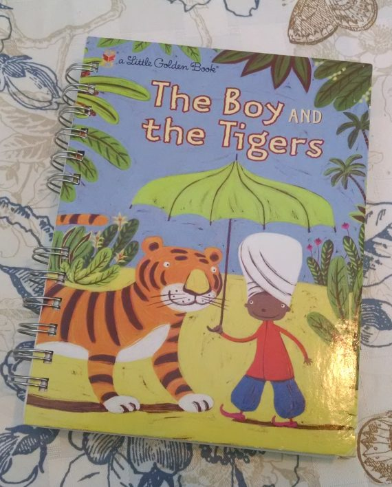 The Boy and the Tigers Book Journal