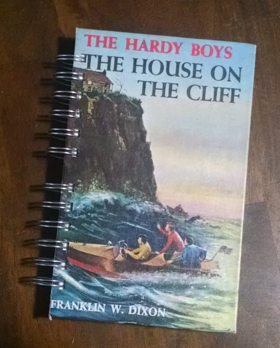 The House on the Cliff Book Journal