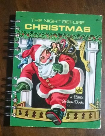 The Night Before Christmas Book Journal