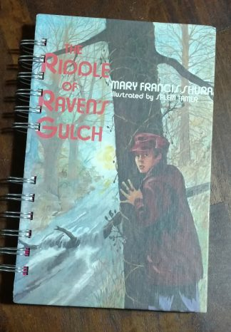 The Riddle of Raven's Gulch Book Journal