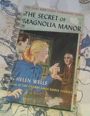 The Secret of Magnolia Manor Book Journal