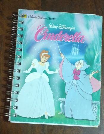 Cinderella Book Journal