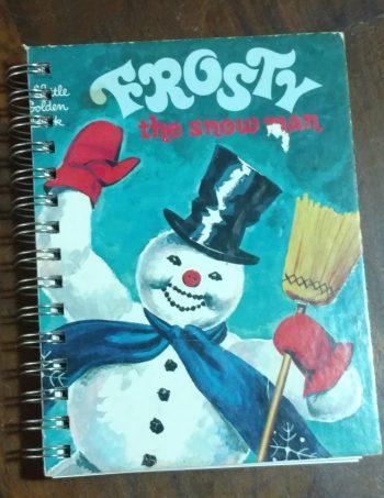 Frosty the Snowman Book Journal