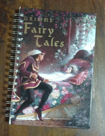 Grimm's Fairy Tales Book Journal