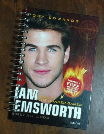 Liam Hemsworth Book Journal