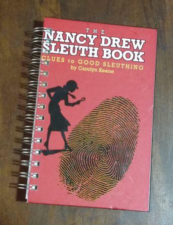 Nancy Drew Sleuth Book Journal